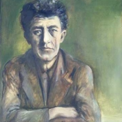 Portrait of Giacometti